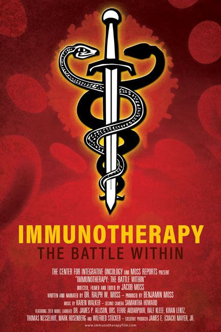 Immunotherapy The Battle Within
